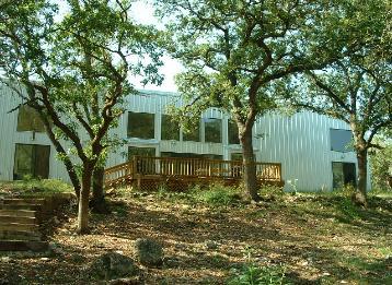 Cabin Rental Hunt Texas